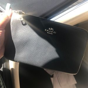 Coach Wristlet- Never used!